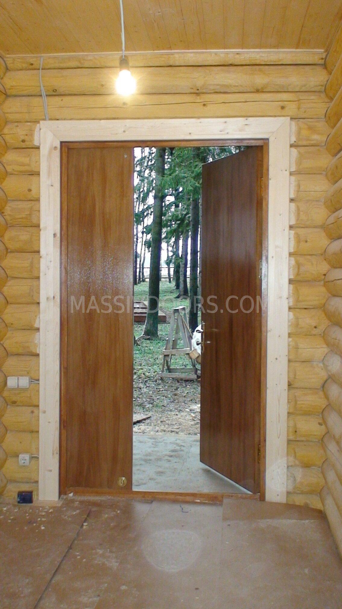 входная дверь для частного дома москва